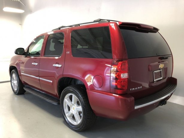 Used Chevrolet Tahoe Houston