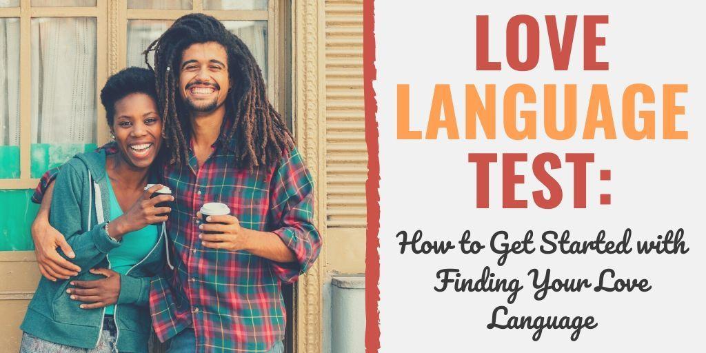 Love language test online