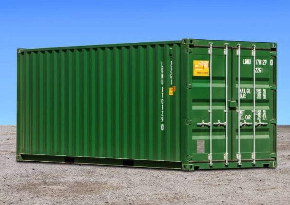 Use of Shipping Containers