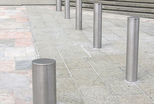 Different Types Of Street Bollards