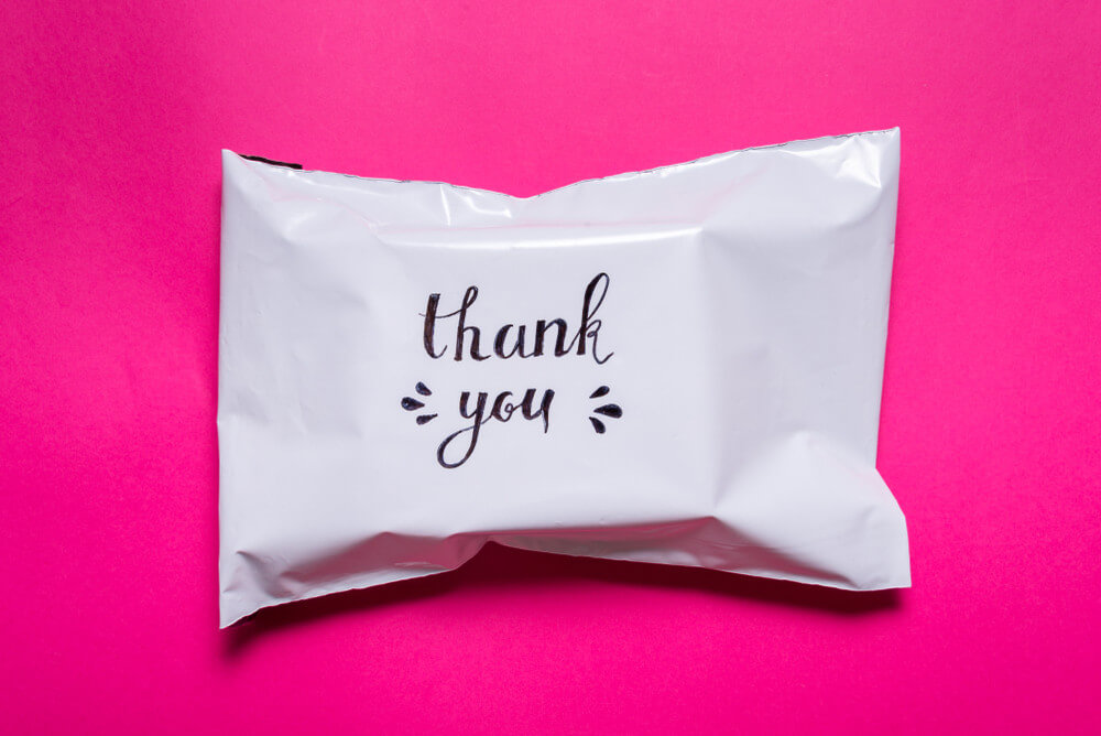 Printed Mailing Bags