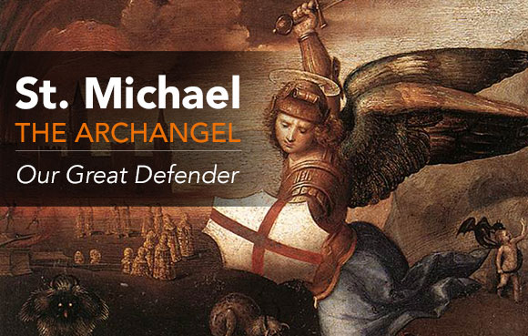 Your Soul's Daily Bread: The Story Of Saint Michael