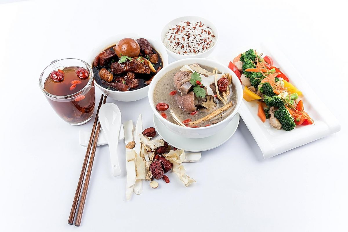 confinement meals delivery in Singapore,