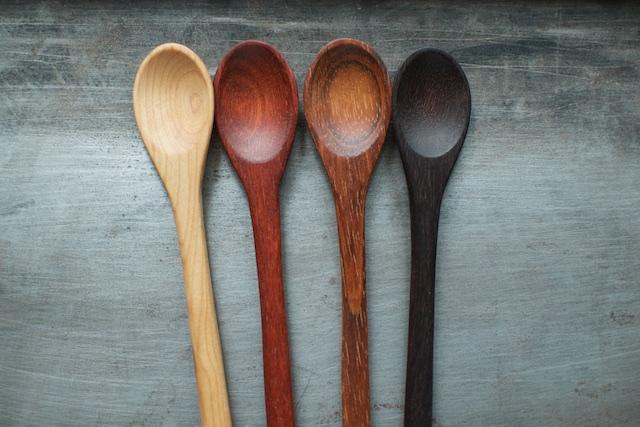 mini spoons